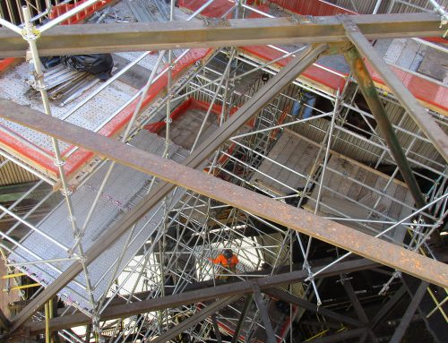 Industrial Scaffold Project