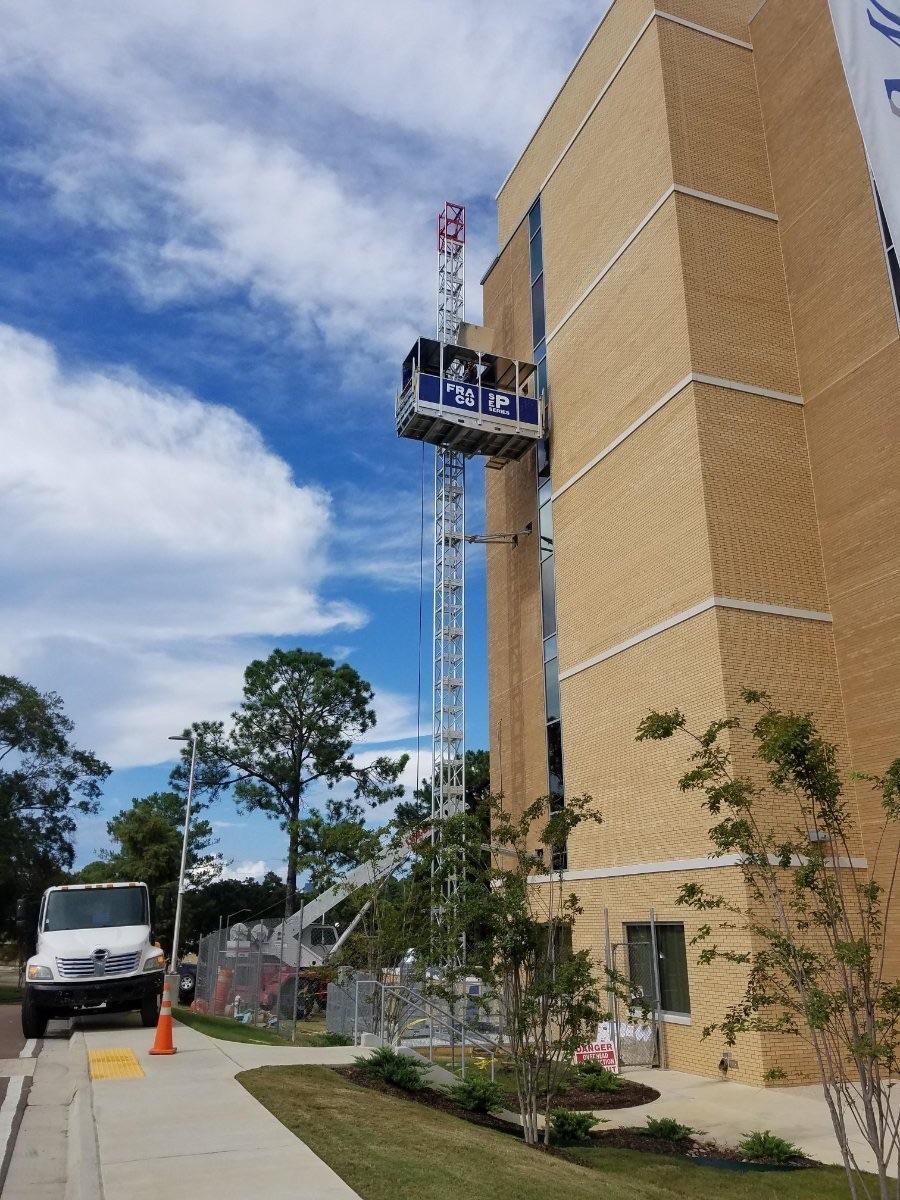 Fraco Transport Platforms and Elevators