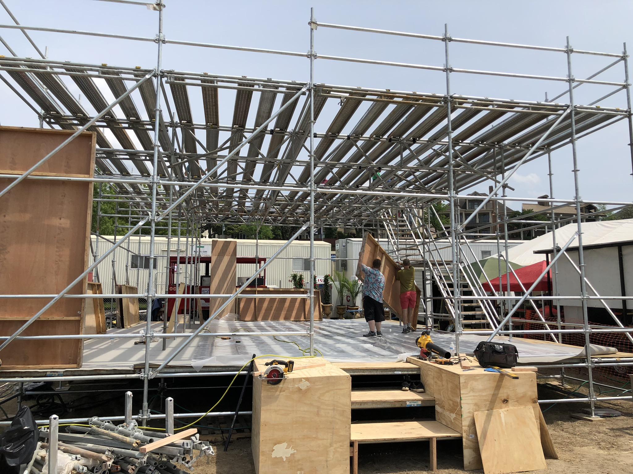 BBQ in Memphis scaffold 3