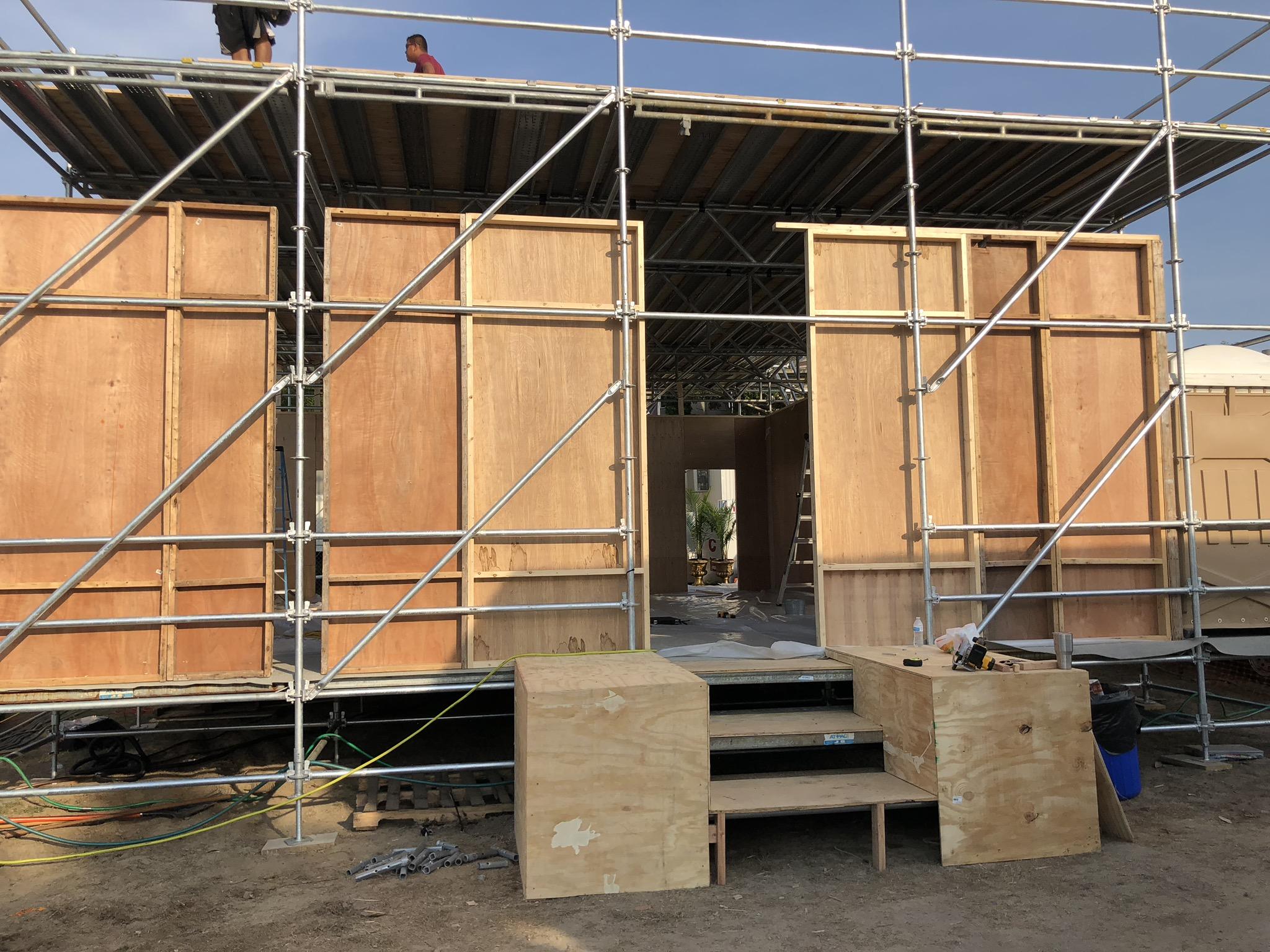 BBQ in Memphis scaffold 4