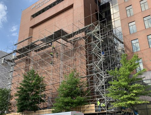 UAB McCallum Building Scaffold (ONGOING)