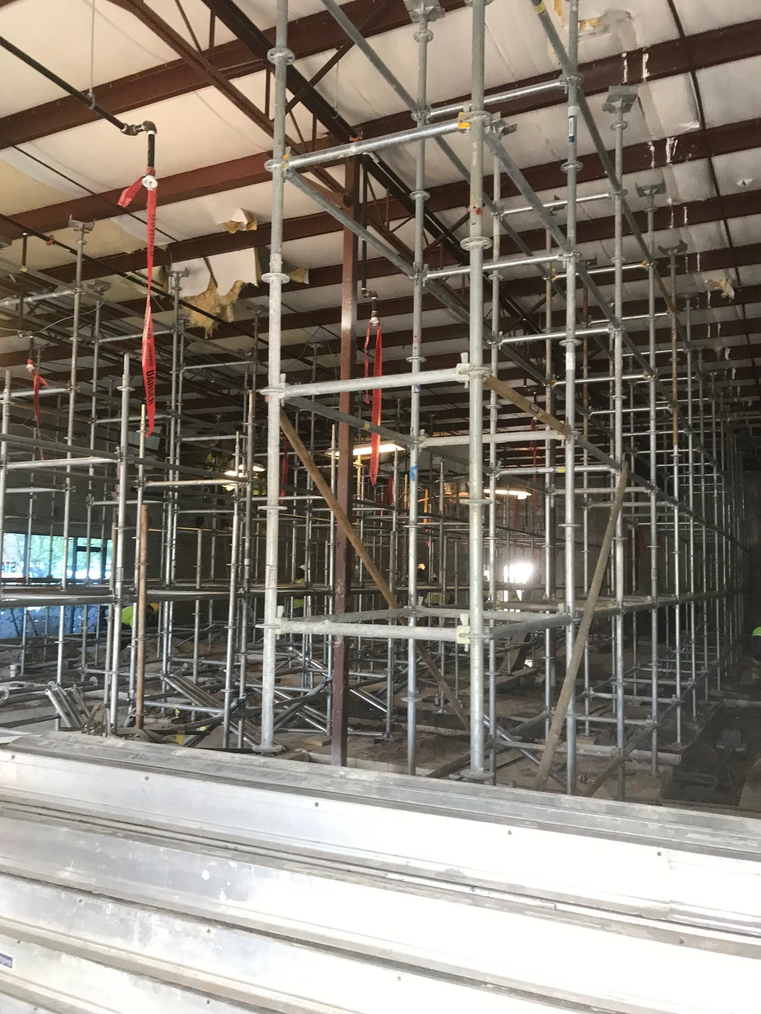 Med-Men Scaffold Shoring
