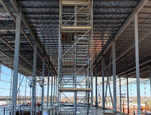Auto Manufacturing Facility